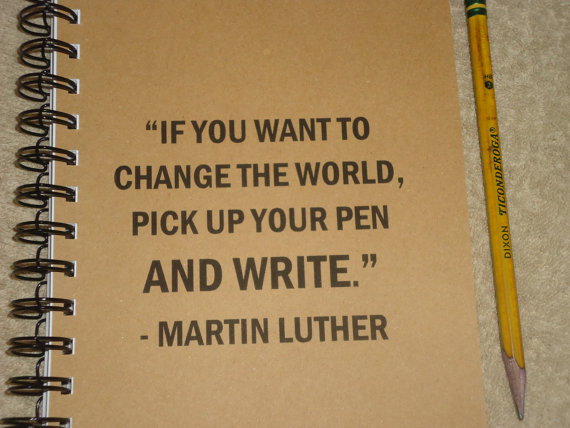 Change The World... One Word At A Time