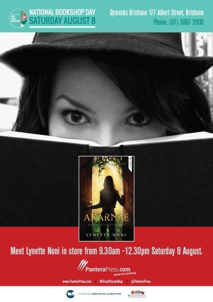 NDB NONI BRISBANE DYMOCKS