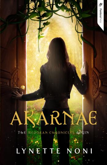 Akarnae Final Cover